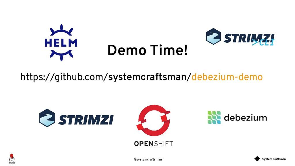 @systemcraftsman Demo Time! https://github.com/...