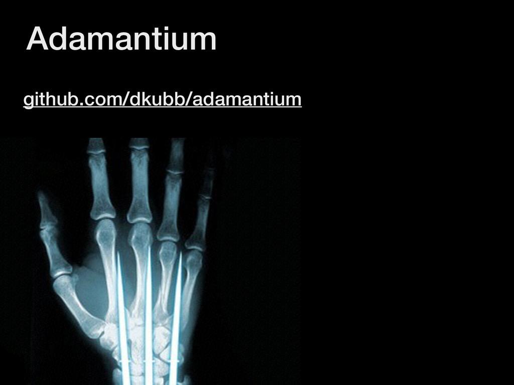 Adamantium github.com/dkubb/adamantium
