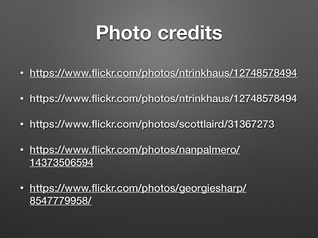 Photo credits • https://www.flickr.com/photos/nt...