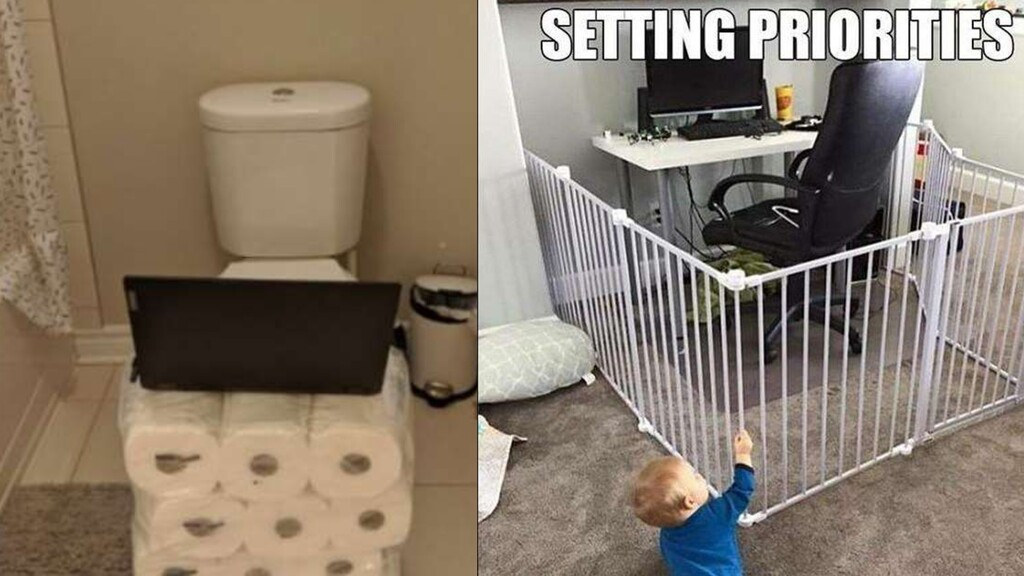 Use what you have Play with different setups/lo...