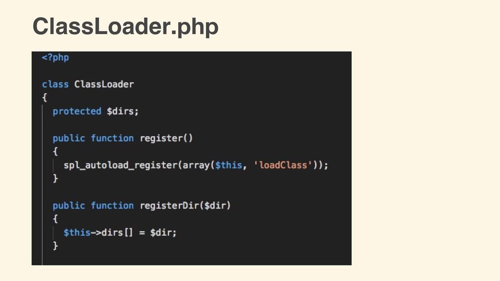 ClassLoader.php