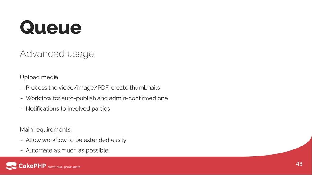 Upload media - Process the video/image/PDF, cre...