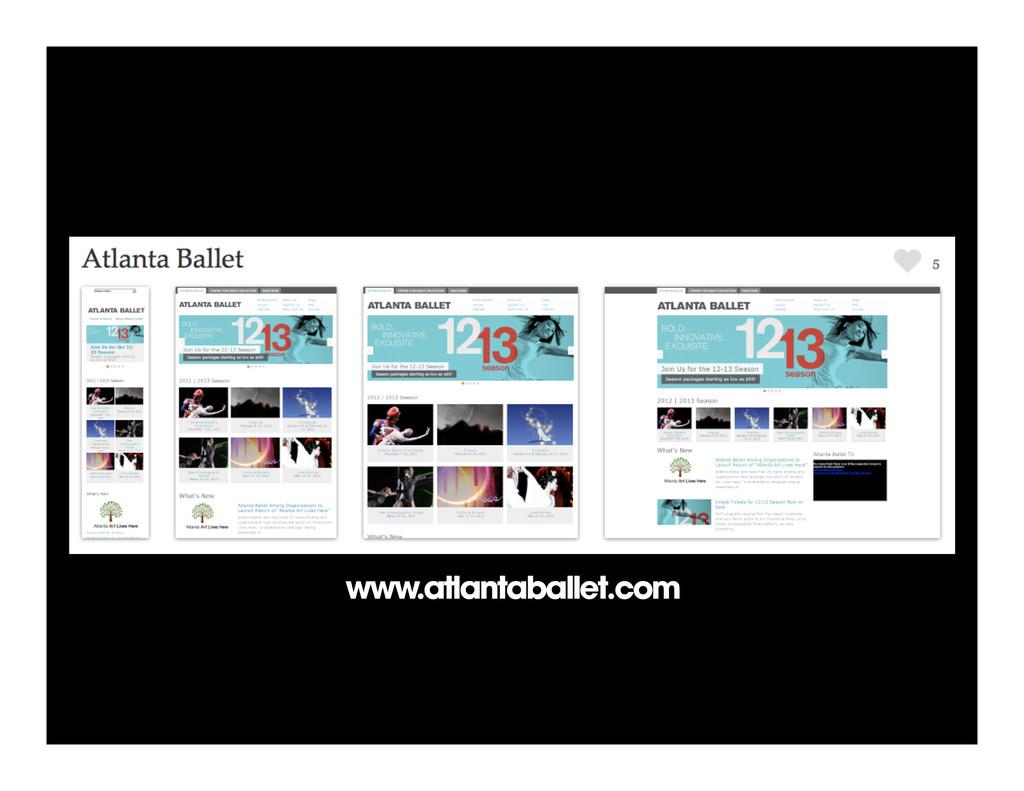 www.atlantaballet.com