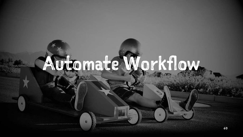 Automate Worklow 63