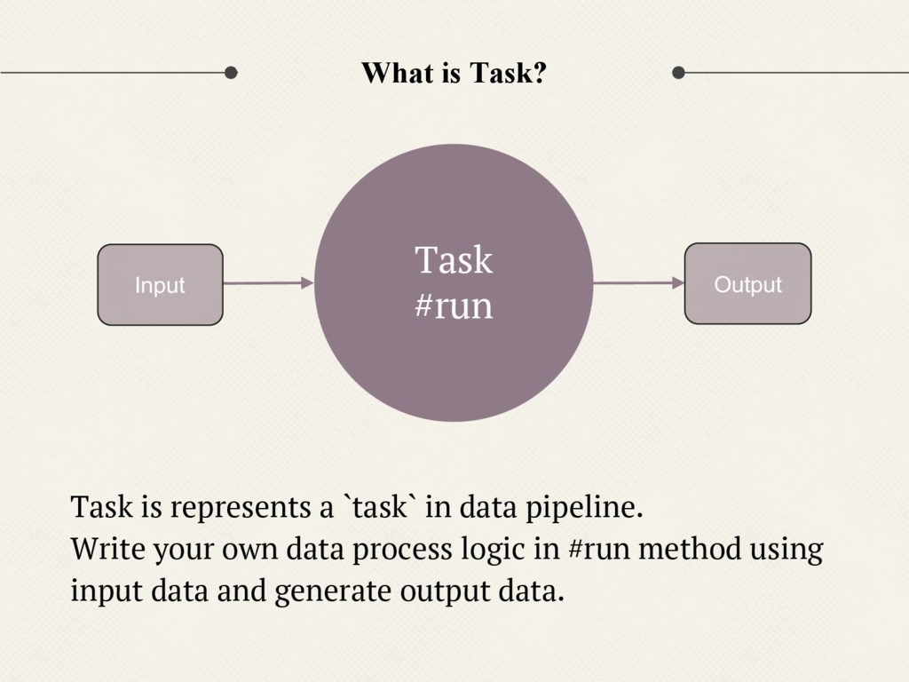 What is Task? Task is represents a `task` in da...