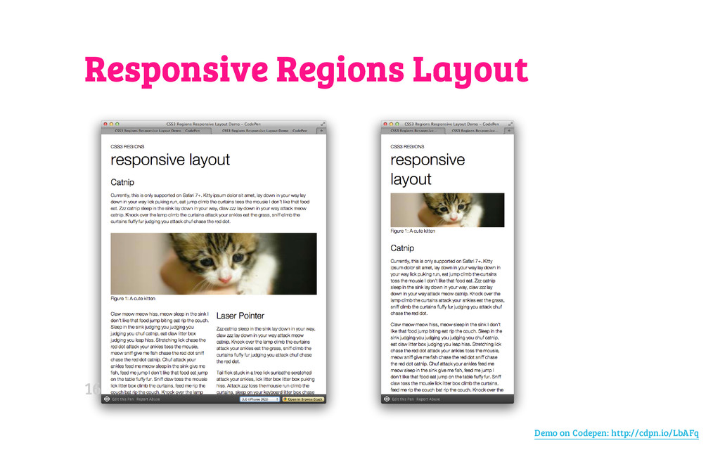 Responsive Regions Layout Demo on Codepen: http...