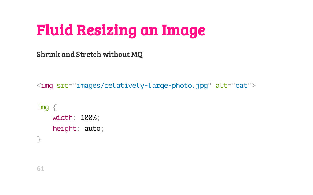 Fluid Resizing an Image Shrink and Stretch with...