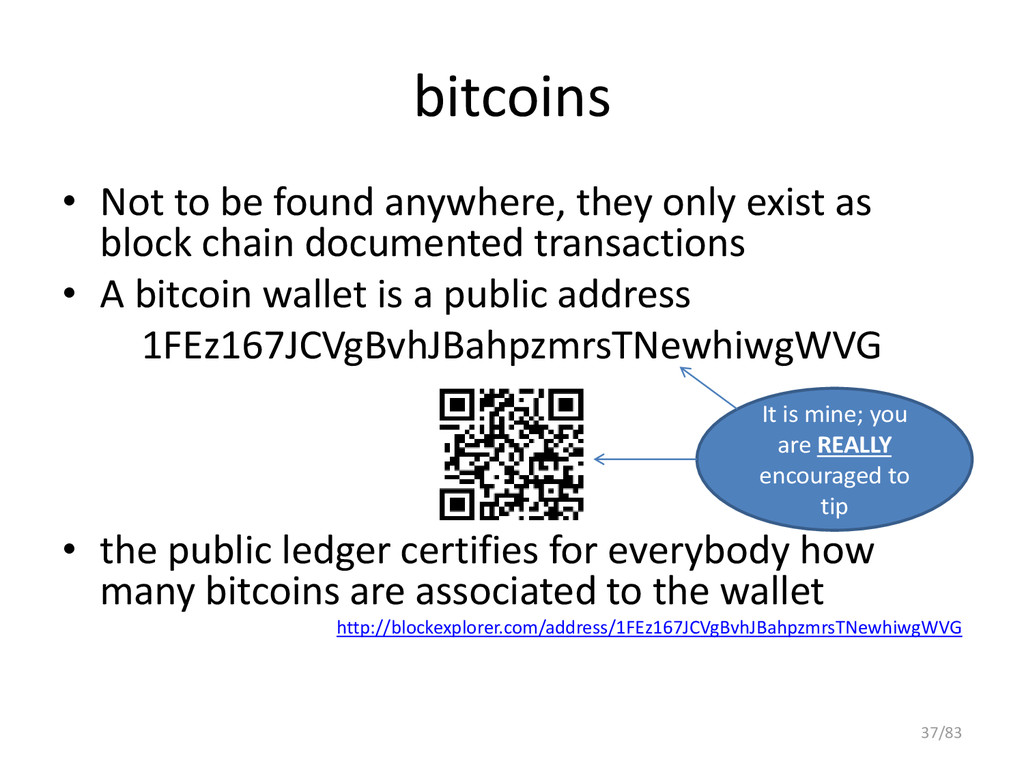 bitcoins • Not to be found anywhere, they only ...