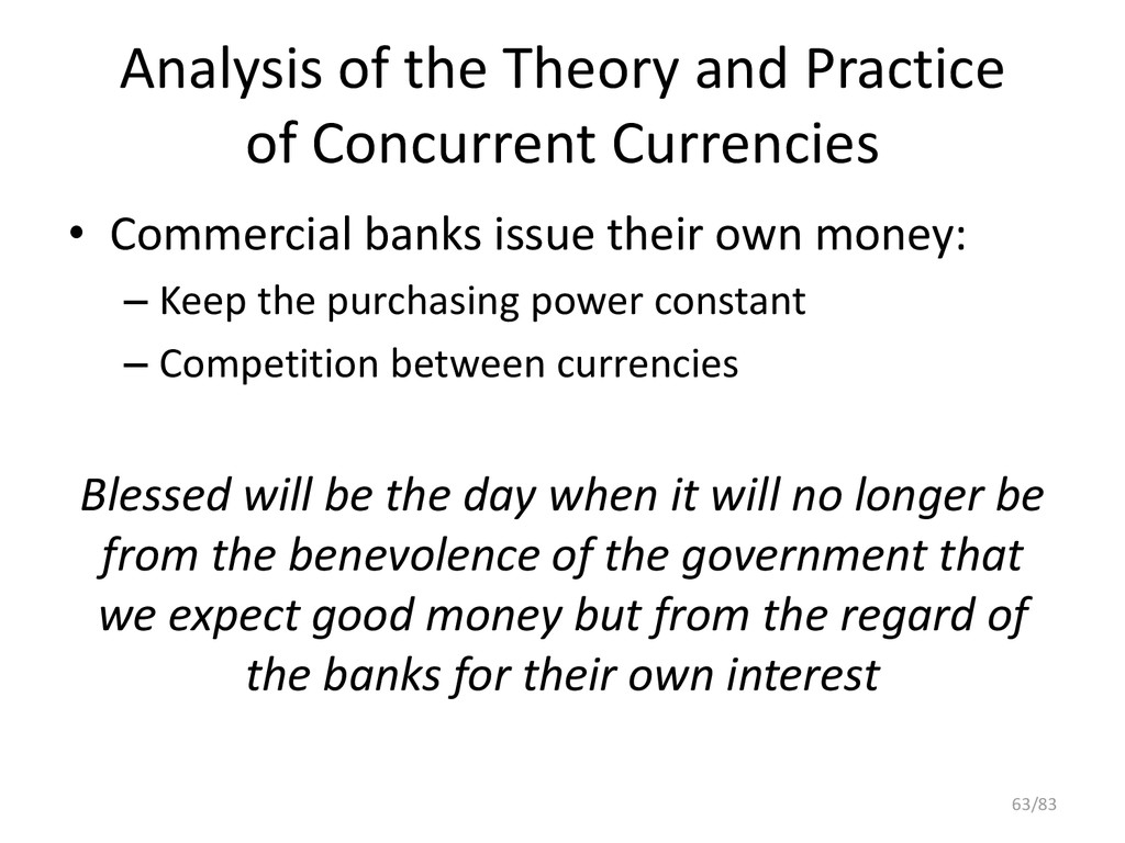 Analysis of the Theory and Practice of Concurre...
