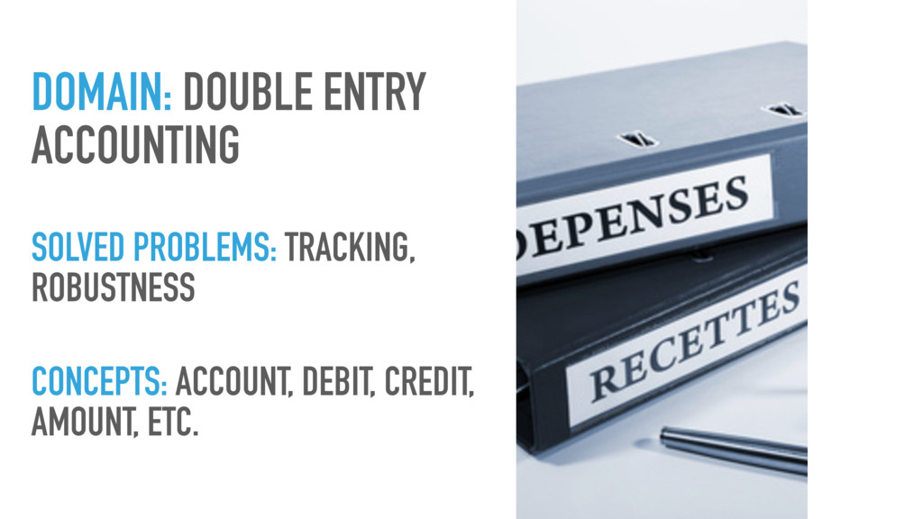 DOMAIN: DOUBLE ENTRY ACCOUNTING SOLVED PROBLEMS...