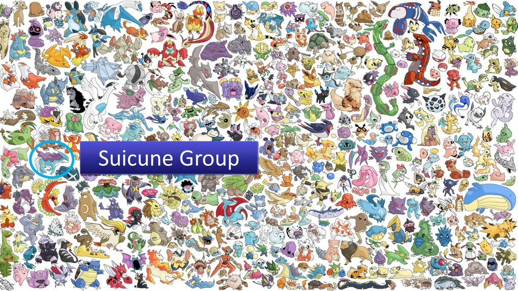 20 Suicune Group