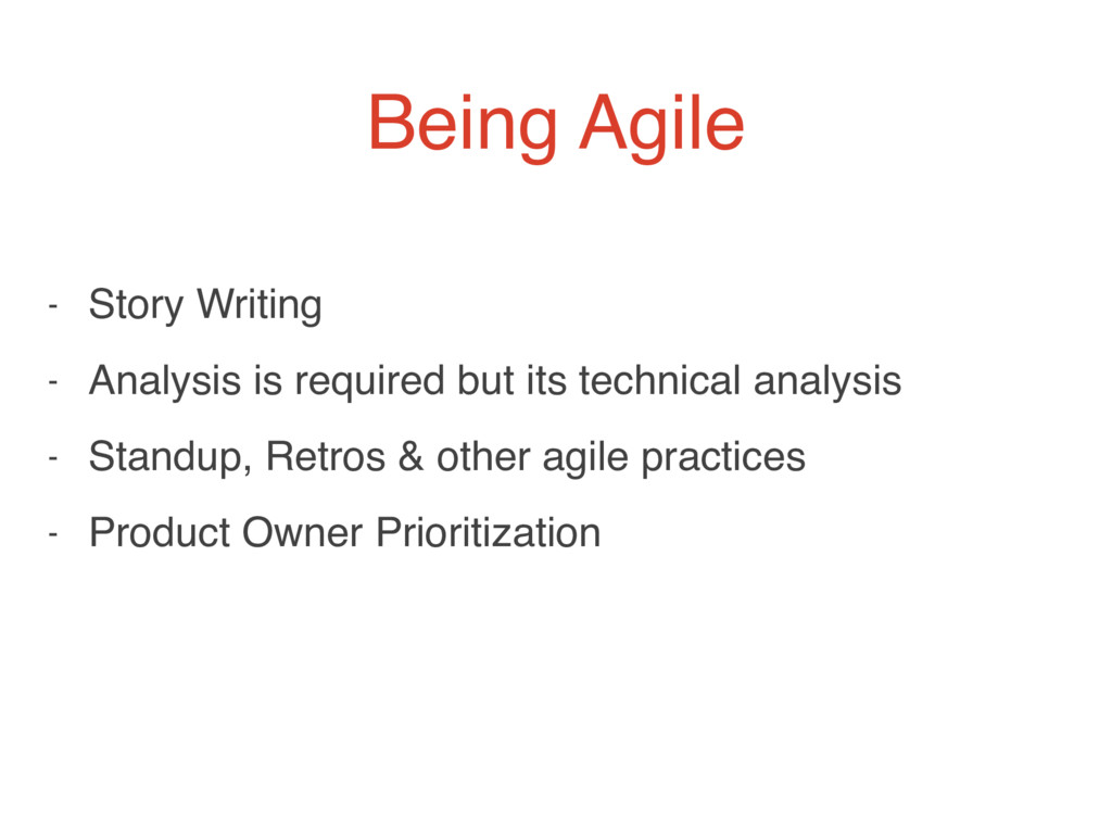 - Story Writing - Analysis is required but its ...