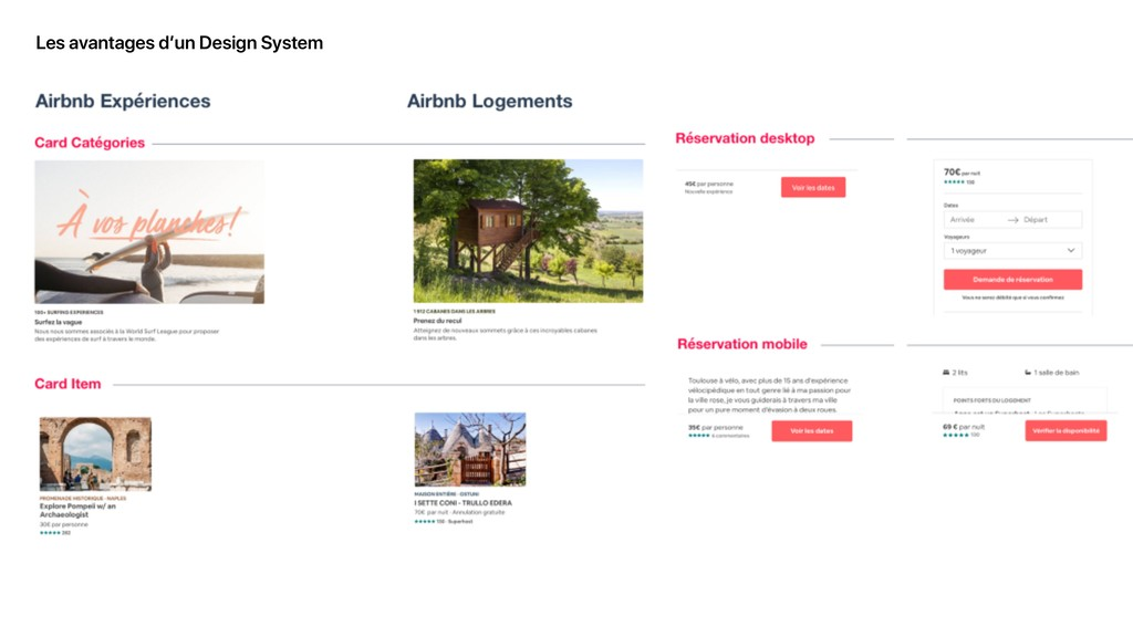 Les avantages d'un Design System