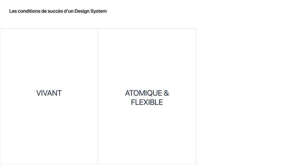 Les conditions de succès d'un Design System VIV...