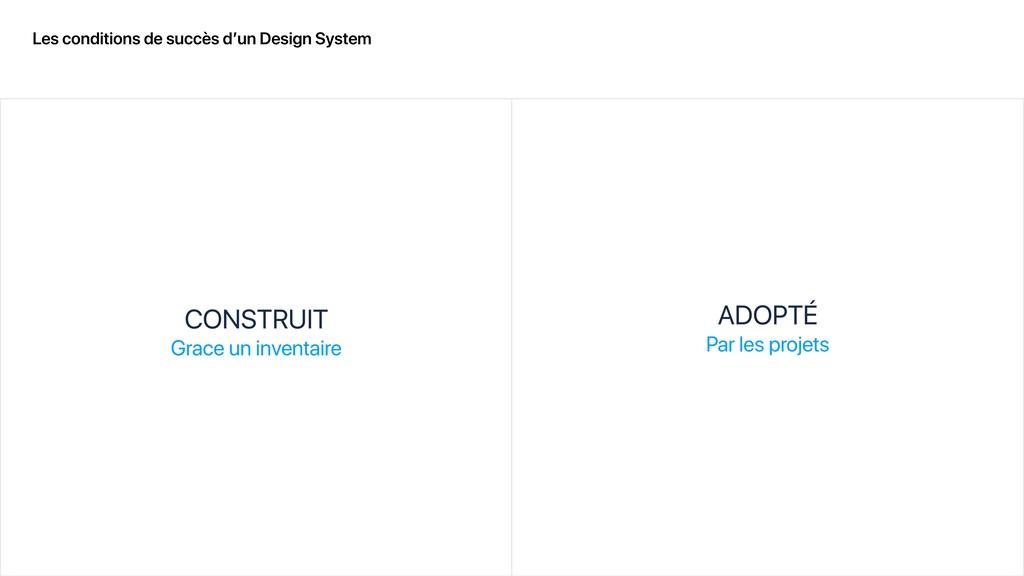 Les conditions de succès d'un Design System CON...