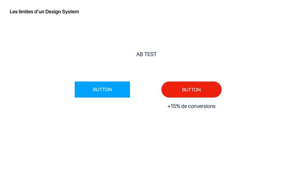 Les limites d'un Design System +15% de conversi...