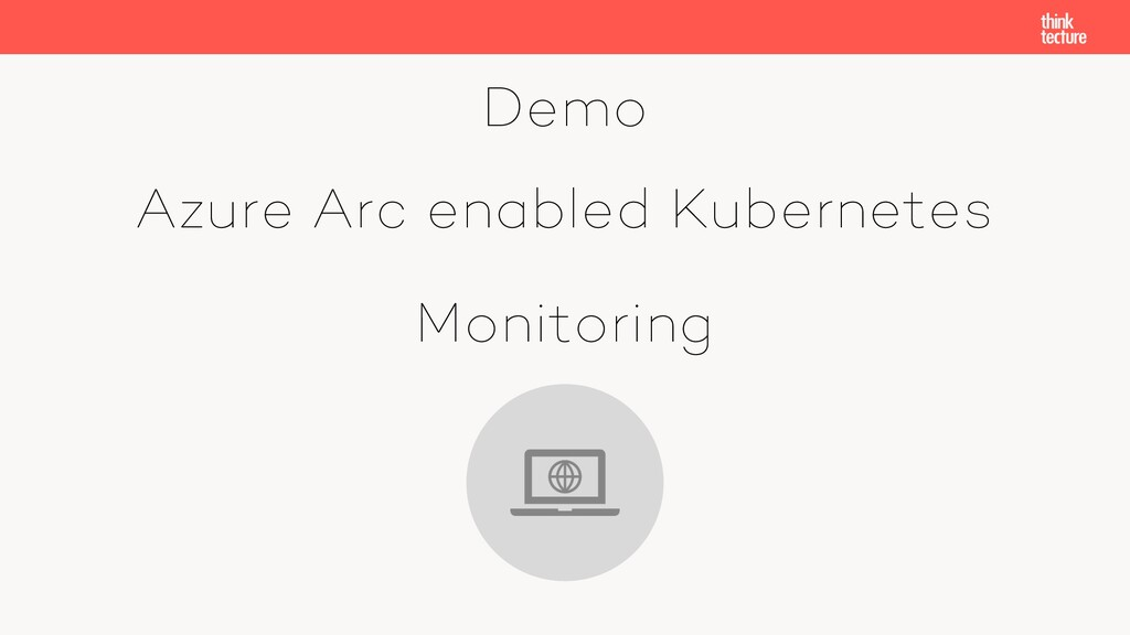 Demo Azure Arc enabled Kubernetes Monitoring