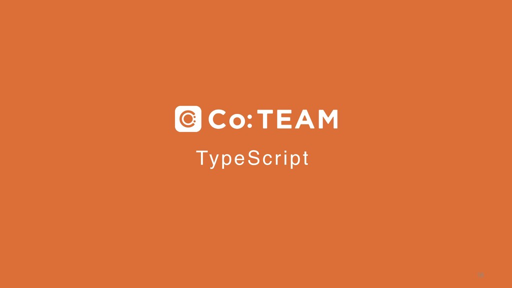 TypeScript  18