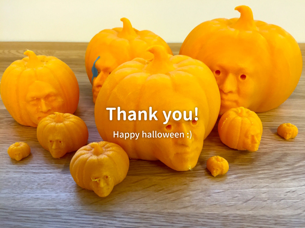 Thank you! Happy halloween :)