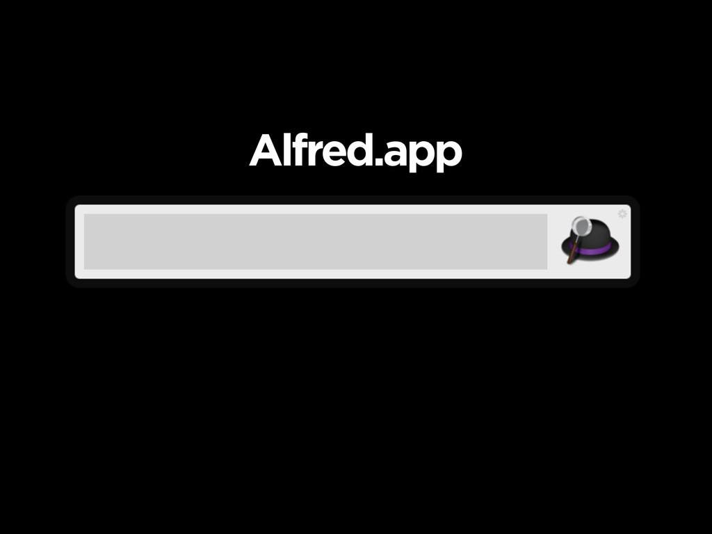 Alfred.app