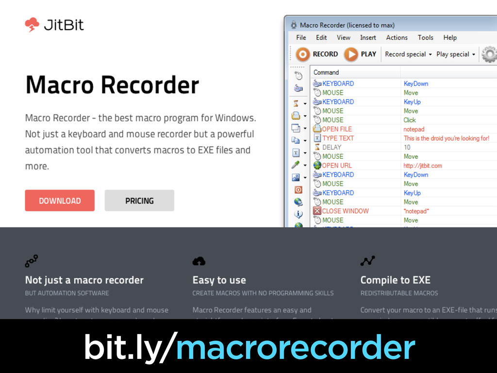 bit.ly/macrorecorder