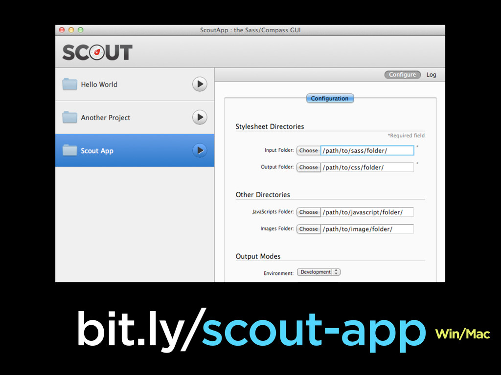 bit.ly/scout-app Win/Mac