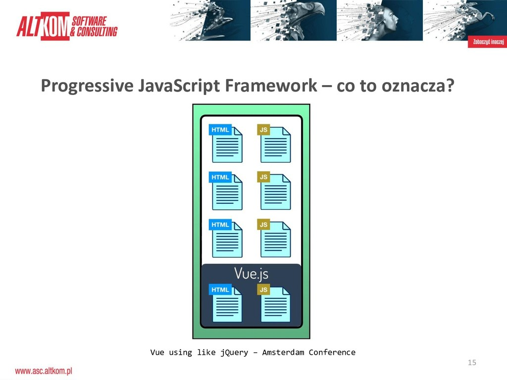 15 Progressive JavaScript Framework – co to ozn...