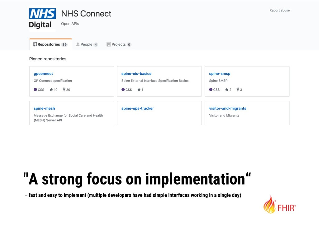 """A strong focus on implementation"" – fast and e..."