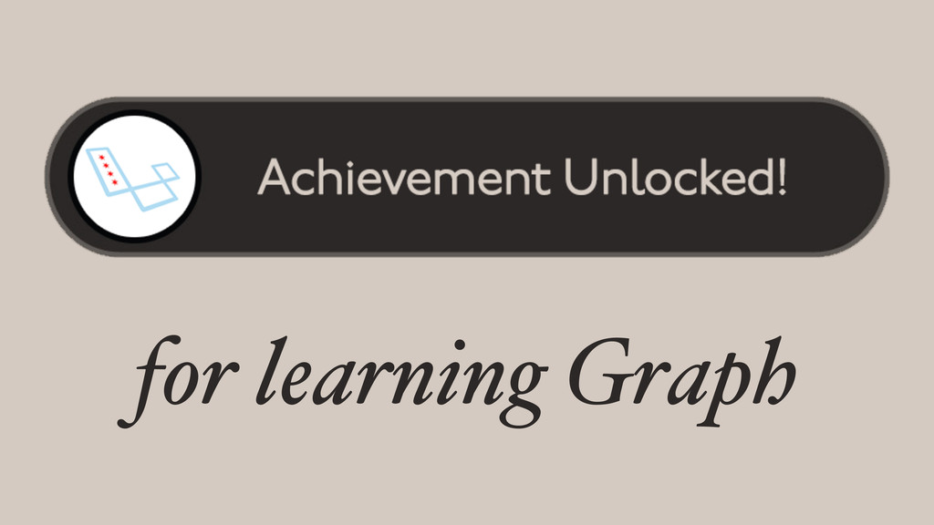 for learning Graph