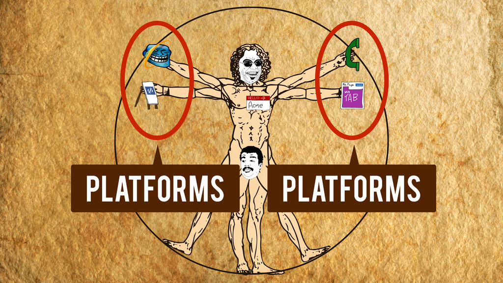 Platforms Platforms