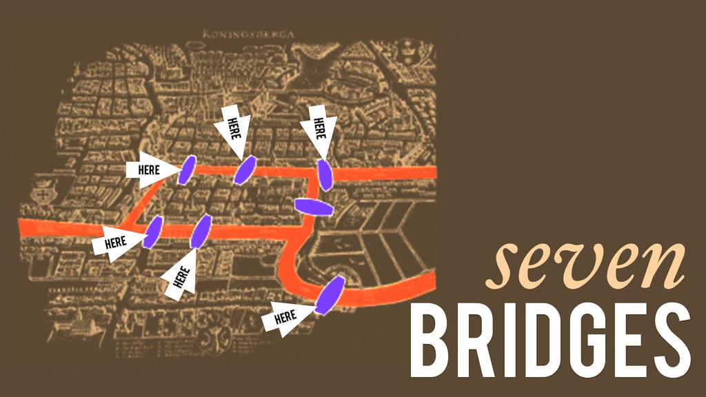 seven bridges Here Here Here Here Here Here