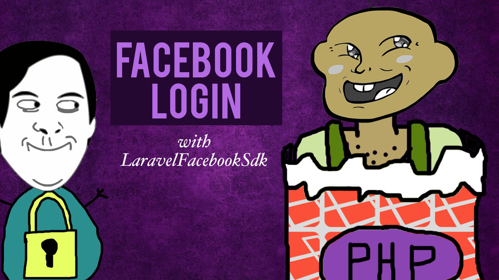 Facebook Login with LaravelFacebookSdk