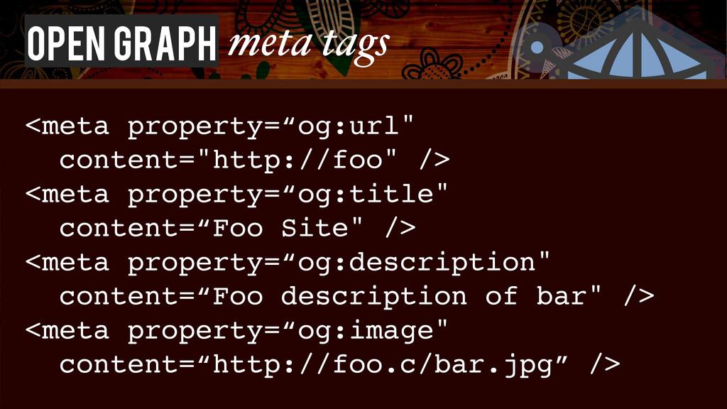 "meta tags <meta property=""og:url""! content=""htt..."