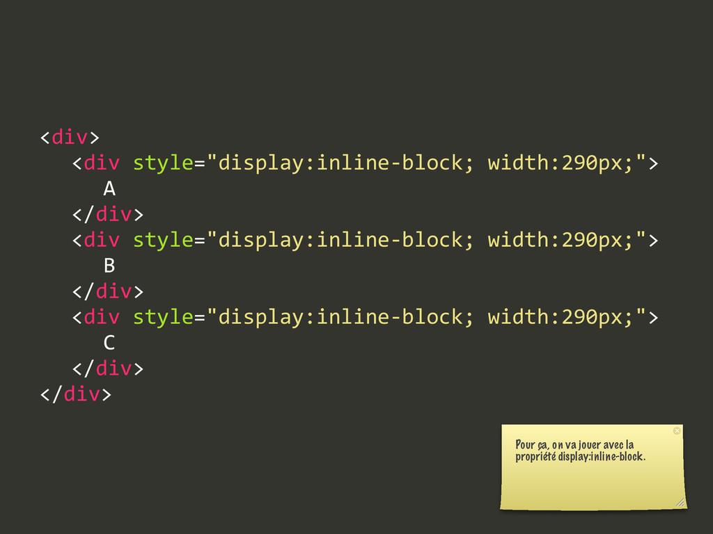 "<div>   <div style=""display:inline-‐block; ..."