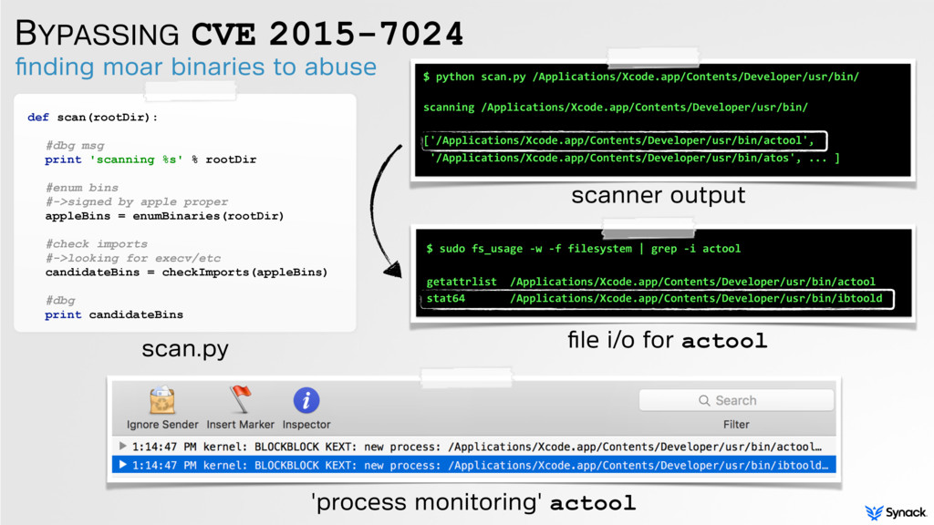 BYPASSING CVE 2015-7024 finding moar binaries to...
