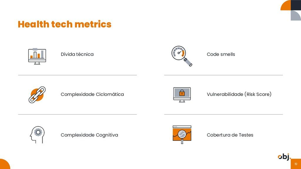 19 Health tech metrics Vulnerabilidade (Risk Sc...