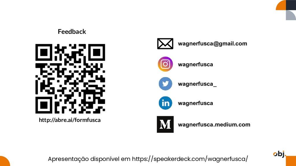 wagnerfusca@gmail.com wagnerfusca wagnerfusca_ ...