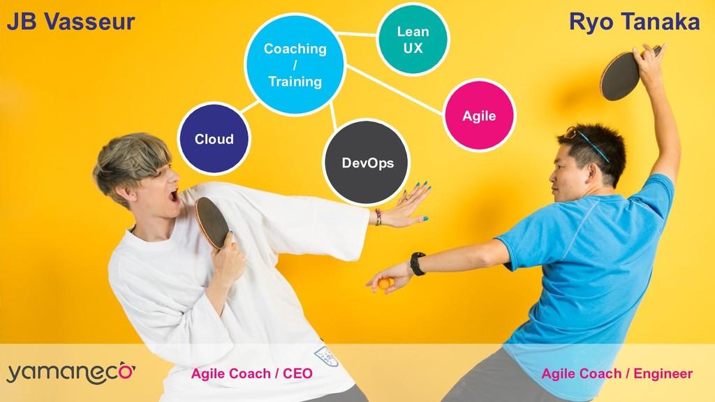 JB Vasseur Agile Coach / CEO Coaching / Trainin...