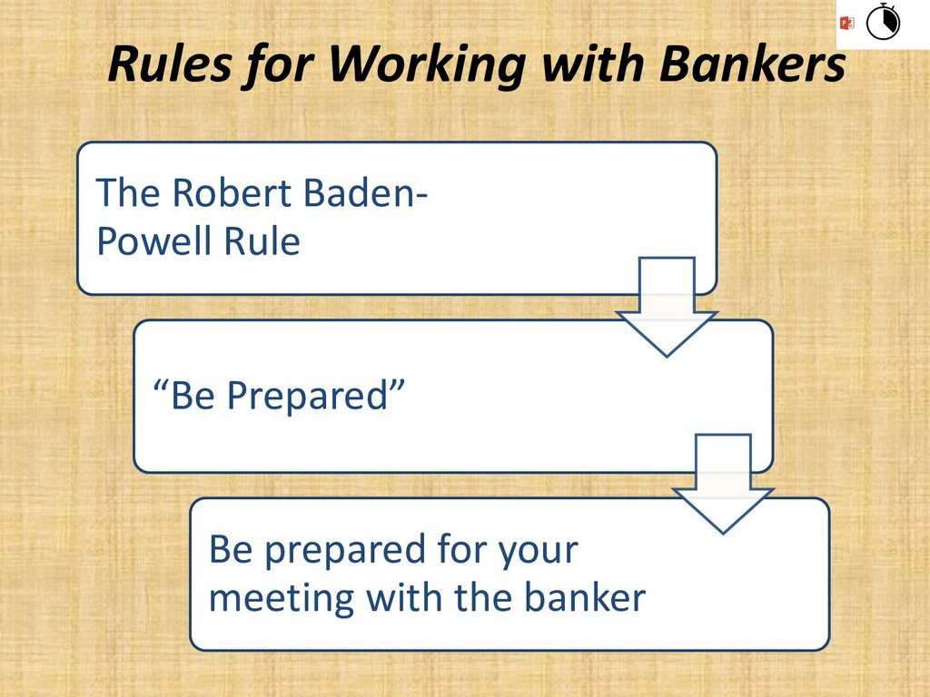 "The Robert Baden- Powell Rule ""Be Prepared"" Be ..."