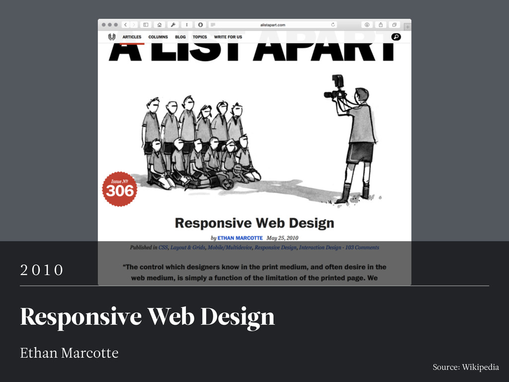 2 0 1 0 Responsive Web Design Ethan Marcotte So...