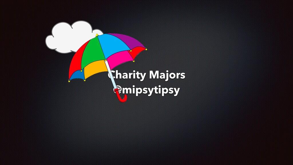 Charity Majors @mipsytipsy