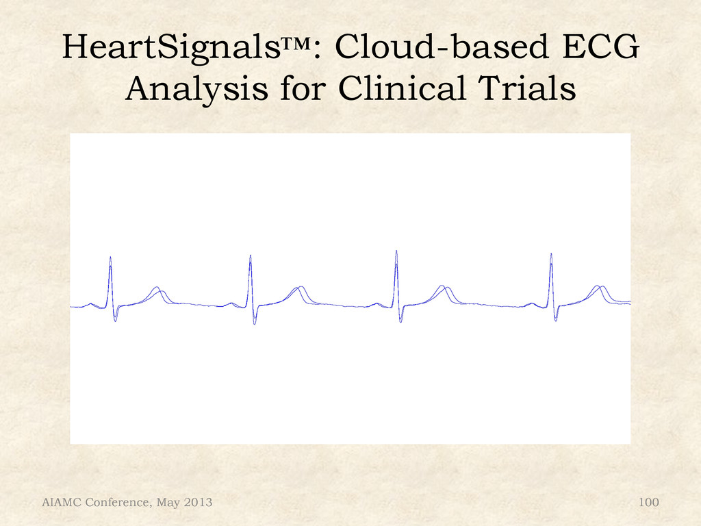 HeartSignals™: Cloud-based ECG Analysis for Cli...