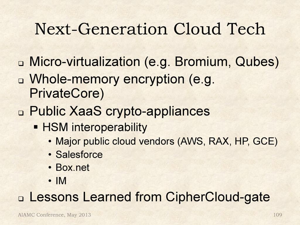Next-Generation Cloud Tech ! Micro-virtualizat...