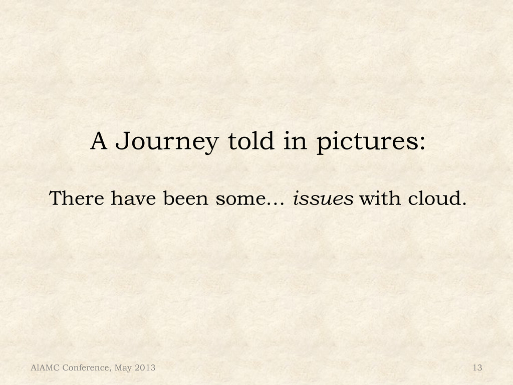 A Journey told in pictures: There have been som...