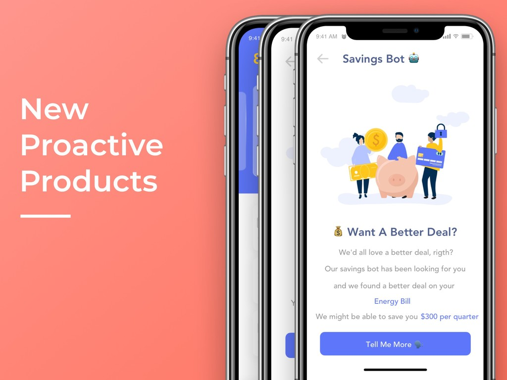 New Proactive Products