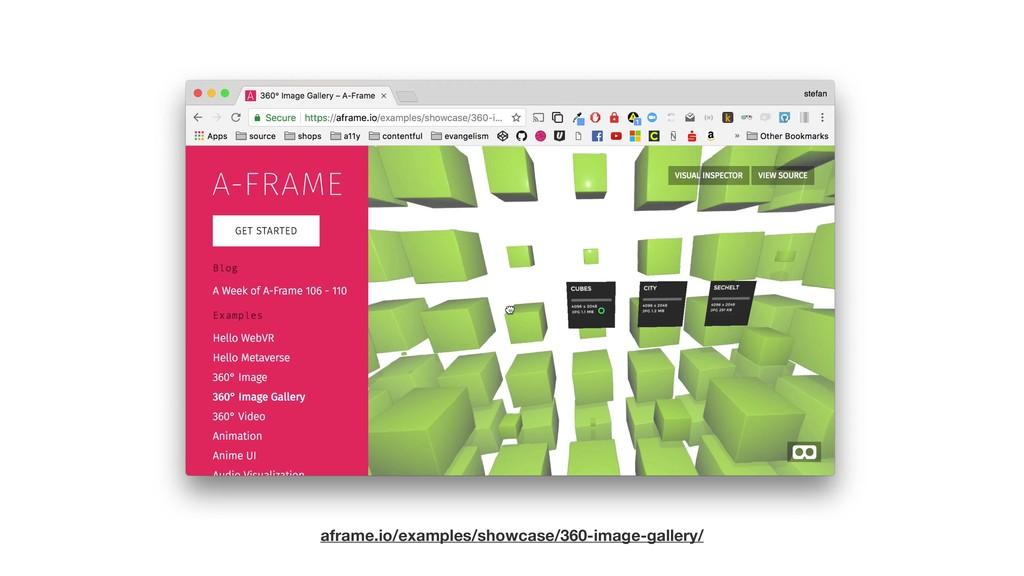 aframe.io/examples/showcase/360-image-gallery/