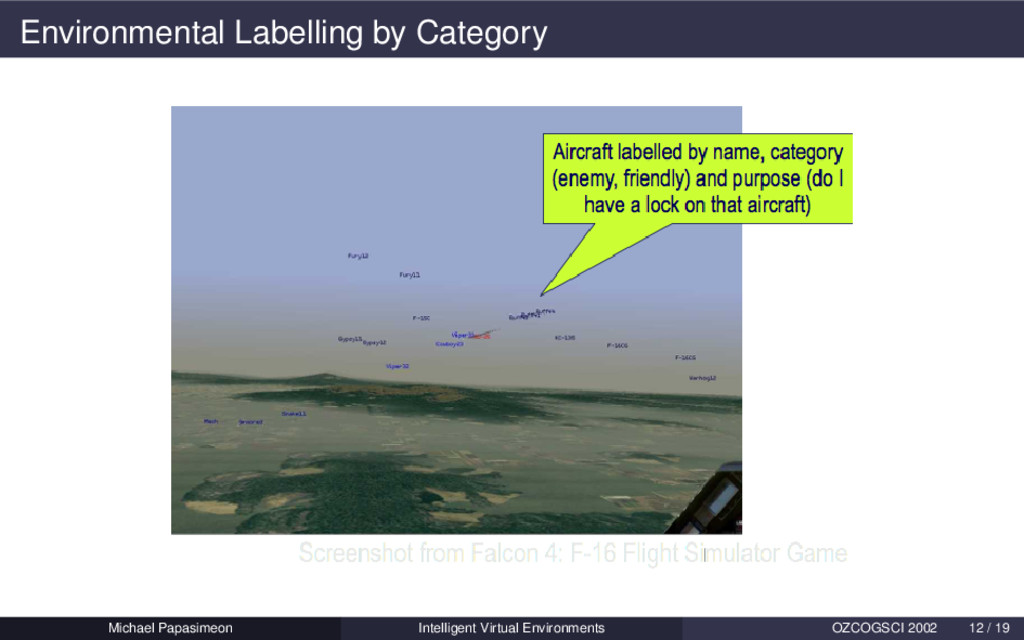 Environmental Labelling by Category Michael Pap...