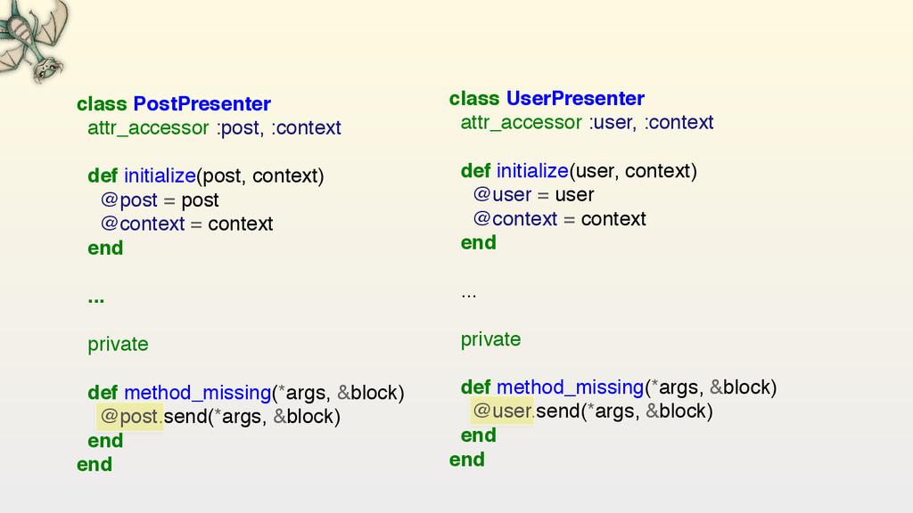 class PostPresenter attr_accessor :post, :cont...