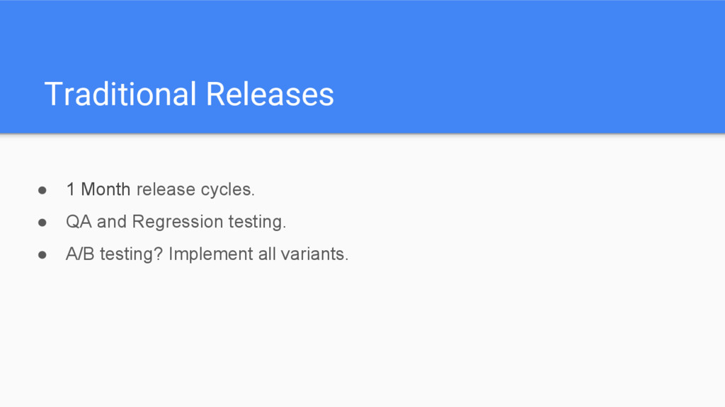 ● 1 Month release cycles. ● QA and Regression t...