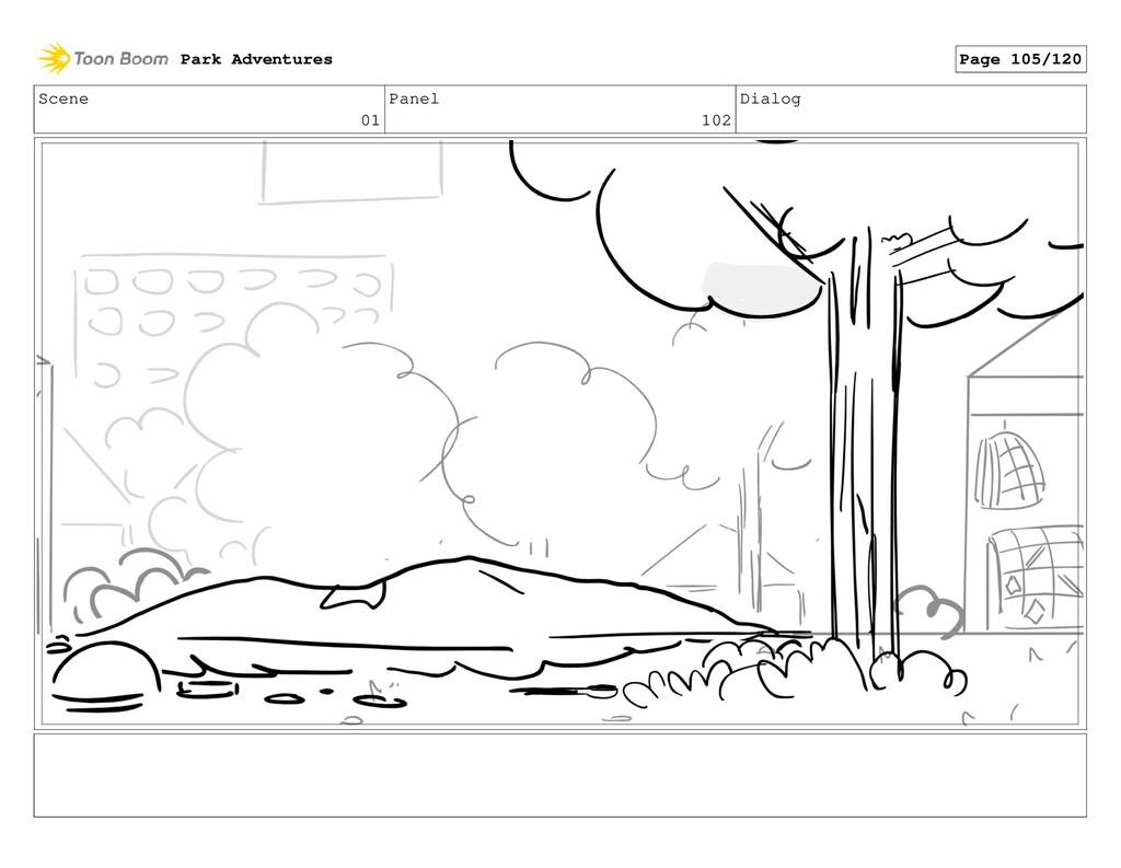 Scene 01 Panel 102 Dialog Park Adventures Page ...